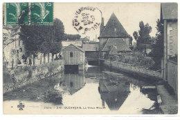Cpa Buzançais - Le Vieux Moulin   ((S.217)) - France
