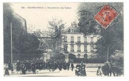 Cpa Châteauroux - Manufacture Des Tabacs   ((S.218)) - Chateauroux