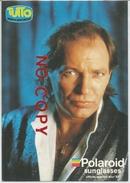 Rossi Vasco, Pubblicitaria Tour 1987,  Kono Music, Tutto Musica E Spettacolo, Occhiali Polaroid. - Cantanti E Musicisti