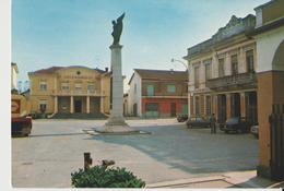 """Castello D'Annone (Asti, Piemonte) Piazza Del Municipio E Palazzo """"Cassa Di Risparmio Di Asti"""", Place Hotel De Ville - Asti"""