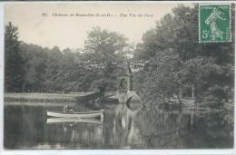 Bonnelles-Château De Bonnelles-Une Vue Du Parc-(CPA) - France