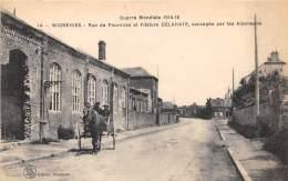 59 - NORD - Wignehies - Rue De Fourmies Et Filature Delahaye - Autres Communes