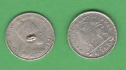 Ethiopia 1 Gersh 1891 - Etiopia