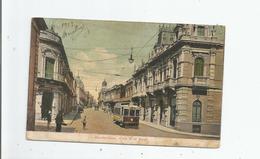 MONTEVIDEO 74 CALLE 25 DE MAYO 1913 (TRAMWAY) - Uruguay