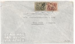 PORTO Pour La Suede. Portugal Destination SWEDEN . 1956. - Poststempel (Marcophilie)