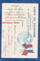 CPA - CHAUMONT ( Haute Marne )- Poilu André POULLAIN De Cherbourg Bléssé - Cachet Hopital 28 Franchise Militaire WW1 - Guerre 1914-18