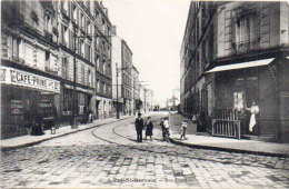 PRE SAINT GERVAIS - Rue Franklin  - Café Prime (92504) - Le Pre Saint Gervais