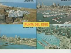 Punta Del Este (Uruguay) Vedute Aeree, Aerial View, Vues Aerienne, Luftansicht - Uruguay