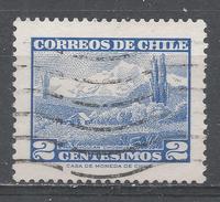 Chile 1962. Scott #326 (U) Choshuenco Volcano - Chili