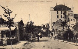 DPT 22 ST-CAST Boulmevard Duponchel - Saint-Cast-le-Guildo