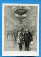 U R S S-Carte Postale Entier Postal 40k Neuf -de 1957-Illustré LENINE - Parlant Aux Passants