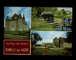 28 - ROMILLY-SUR-AIGRE - Multi Vues - Moulin à Eau - France
