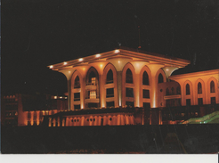 Sultanate Of Oman (Oman) Muscat Palace From The Bay, By Night, Notturno, La Nuit, Bei Nacht - Oman