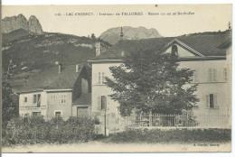 Lac D'ANNECY - Intérieur De TALLOIRES - Maison Ou Est Né Berthollet - Talloires