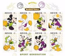 Nevis Nº 1181 Al 1188