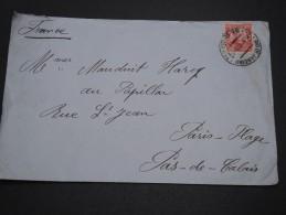 BRÉSIL - Enveloppe De Rio De Janeiro Pour La France En 1915 - A Voir - L 4811 - Brésil
