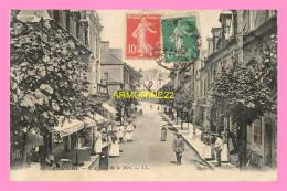 CPA CABOURG  L Avenue De La Mer - Cabourg