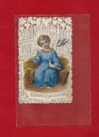 CANIVET JESUS COLOMBE J´AI FUI LE MONDE    SOLITUDE DE VOTRE COUER - Images Religieuses