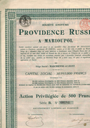 PROVIDENNCE DE RUSSIE A MARIOUPOL - Russie
