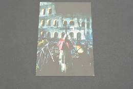 Collection FDC Roma - Viaggi Papali No.403-Viaggia Di S.S. Giovanni Paolo II-John Paull - Roma- Via Crucis - Papi