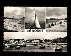 29 - BENODET - Multi Vues - Bénodet