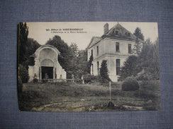 Abbaye De SAINT WANDRILLE  -  76  -  L'Hotellerie Et La Porte Intérieure    -  Seine Maritime - Saint-Wandrille-Rançon