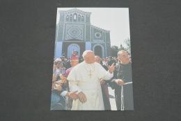 Collection FDC Roma - Viaggi Papali No.454-459-Viaggia Di S.S. Giovanni Paolo II-John Paul -a Cortona E Ad Arezzo - Popes