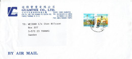 TAIWAN    # LETTER FROM 1995 - Taiwán (Formosa)