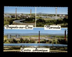 30 - MARCOULE - Centre Atomique - Autres Communes