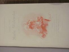 1897 Marie Walewska Frederic Masson Lotus Bleu Borel Maitresse De Napoleon Hors Texte En Sanguine Illustr Marold Mittis - Livres, BD, Revues