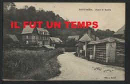 76 SAINT SAENS - Route De Roville - Saint Saens