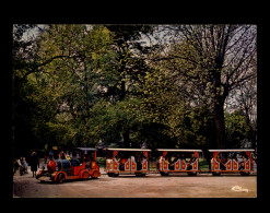 31 - TOULOUSE - Petit Train - Jardin - Toulouse