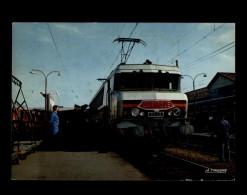 31 - TOULOUSE - Train - Locomotive - Le Capitole - Toulouse