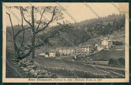 Verona Bosco Chiesanuova COLLA Cartolina ZC3718 - Verona