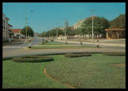 BISSAU -  Avenida Da Républica (Ed. Casa Mendes Nº AB 2 )  Carte Postale - Guinea Bissau