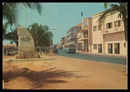 BISSAU - Avenida Marginal (Ed. Casa Mendes Nº AB 6 )  Carte Postale - Guinea Bissau