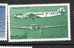 France:Poste Aérienne N° 60** Trimoteur Dewoitine