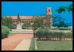 BISSAU -ESTATUAS - Monumento A Diogo Gomes Em Bissau( Ed. Agencia Geral Do Ultramar) Carte Postale - Guinea Bissau