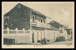 BISSAU - Benjamin Corrêa   Carte Postale - Guinea Bissau