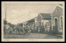 BAFATÁ - Uma Rua  Carte Postale - Guinea Bissau
