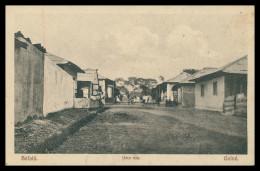 BAFATÁ - Uma Rua  Carte Postale - Guinea-Bissau