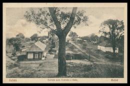 BAFATÁ - Estrada Para Contubo E Gabu  Carte Postale - Guinea Bissau