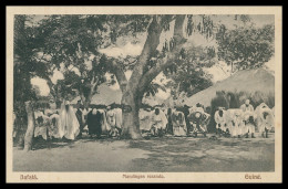 BAFATÁ - Mandingas Rezando  Carte Postale - Guinea Bissau