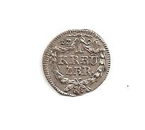 MONNAIE PIECE DE 1 KREUSER 1796  DE L ETAT ALLEMAND DE NUREMBERG KM 389  EN BILLON - Other