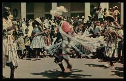 FARIM- COSTUMES - Dançarino Mandinga ( Ed. Foto Serra Nº 100)  Carte Postale - Guinea Bissau