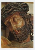 CHRISTIANITY - AK284886 Kefermarkt In OÖ - Pfarrkirche - Haupt Des Gekreuzigzeen (Ostwand) - Churches & Convents