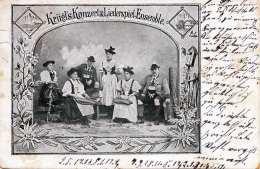 KRÜGL'S KONZERT & LIEDERSPIEL-ENSEMBLE 1905 - Musik Und Musikanten