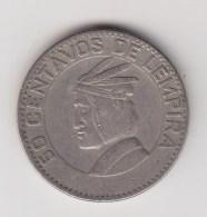@Y@     Honduras  50 Centavos  1967   (3152) - Honduras