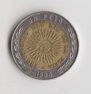 @Y@     Argentinië    1 Peso  1995   (3155) - Argentine