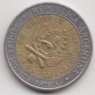 @Y@     Argentinië    1 Peso  1995   (3169) - Argentine